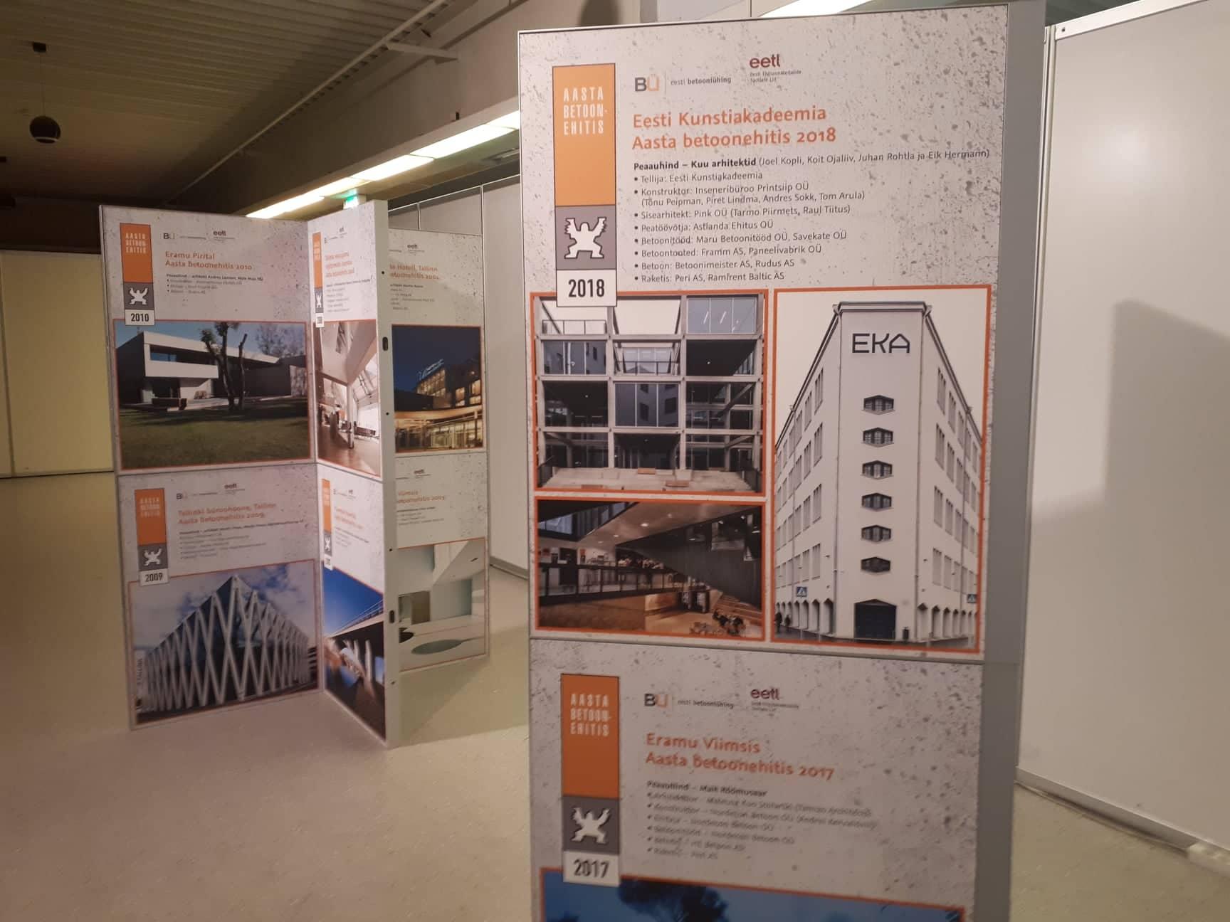 67c723637b7 See on nö Eesti ehituse moodsa ajaloo väike ülevaade; lisaks veel betooni  kui materjali tutvustav osa. Näitust saab Pärnu Keskraamatukogu  perioodikagaleriis ...